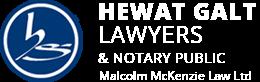 Hewat Galt Lawyers